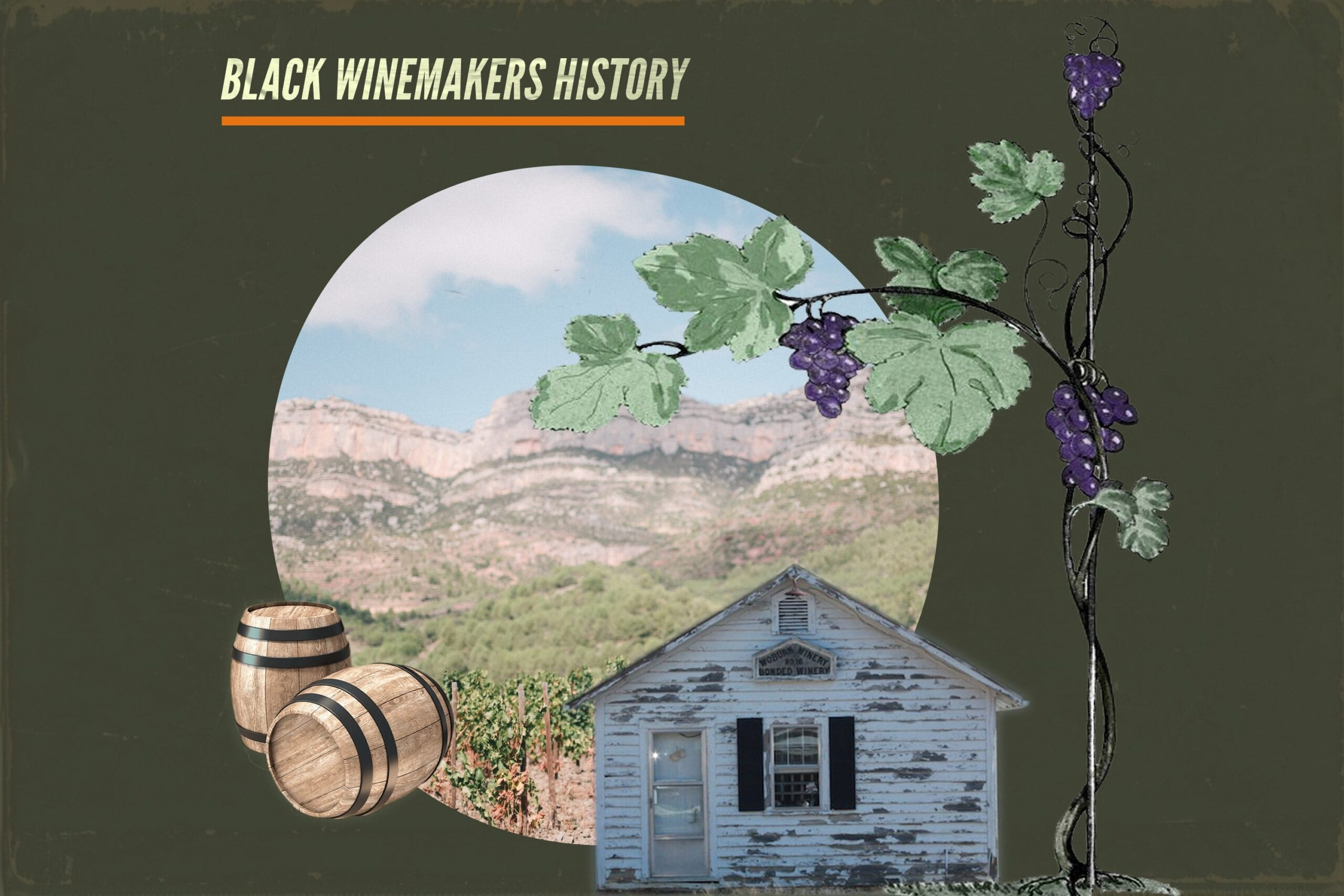 The History and Impact of Black Winemakers in the United States