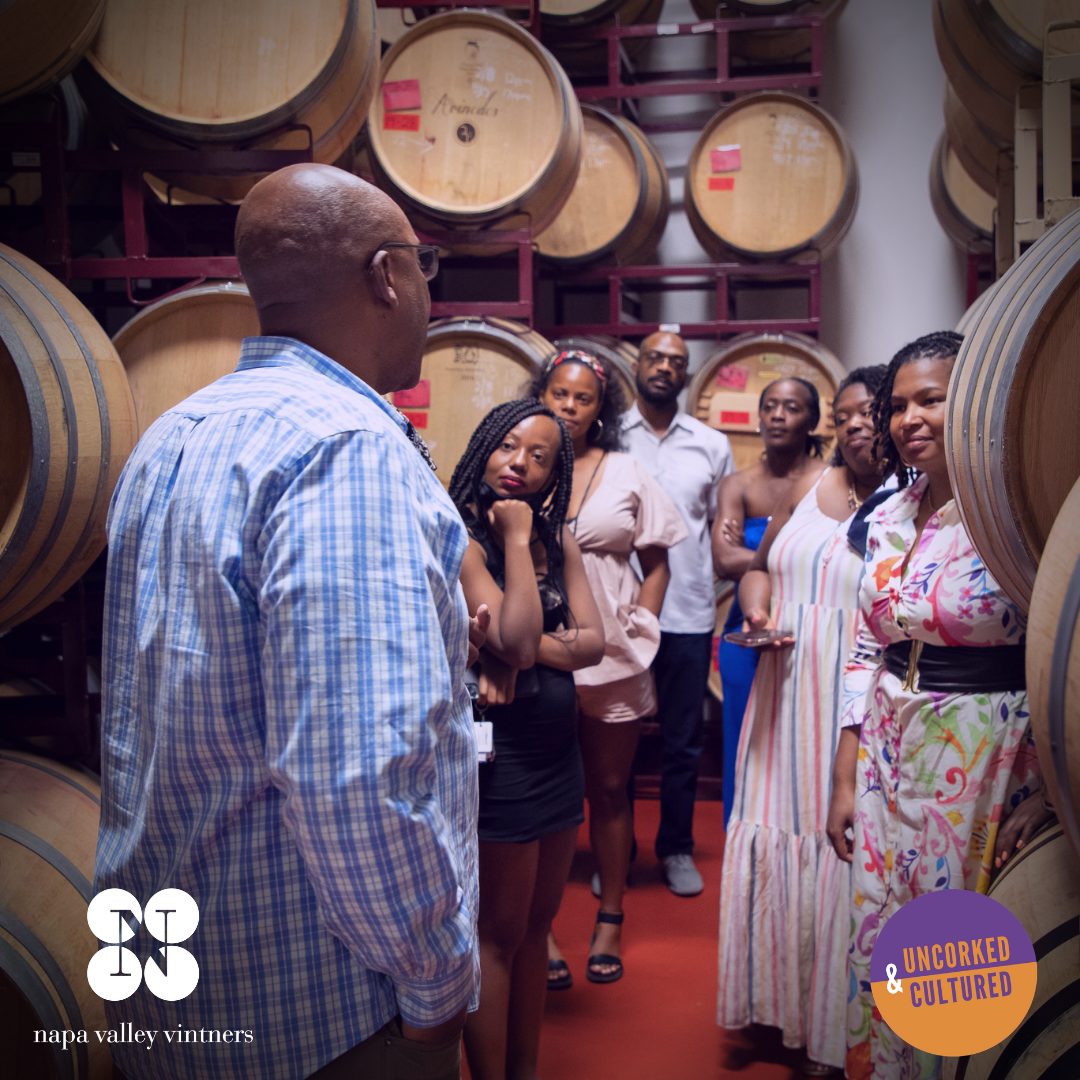 """Finding Black Joy in Napa: """"Cultured"""" in America's Renowned Wine Country"""