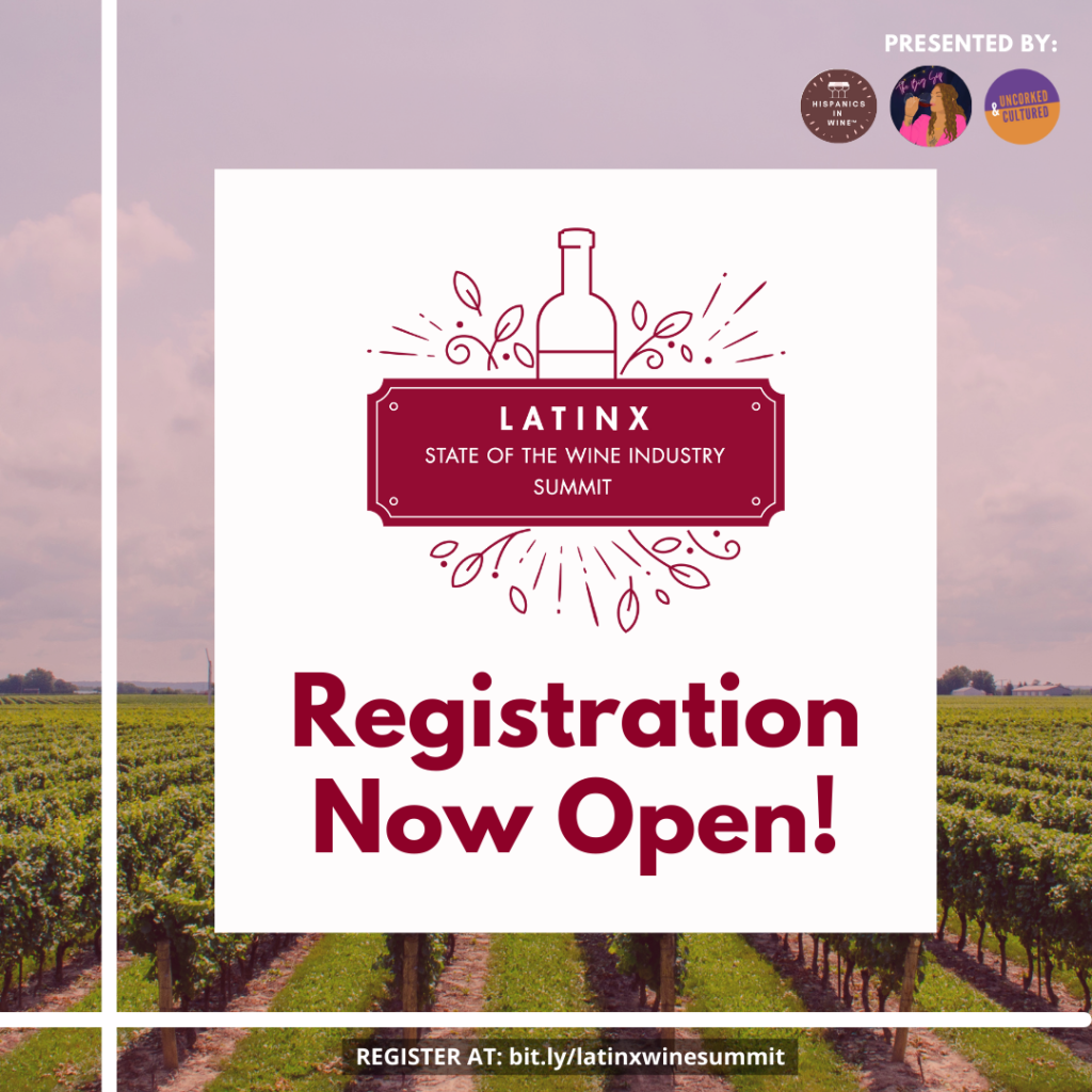 LatinX State of the Wine Industry Summit